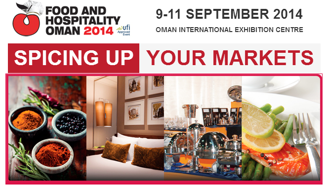 Food and Hospitality Oman 2014