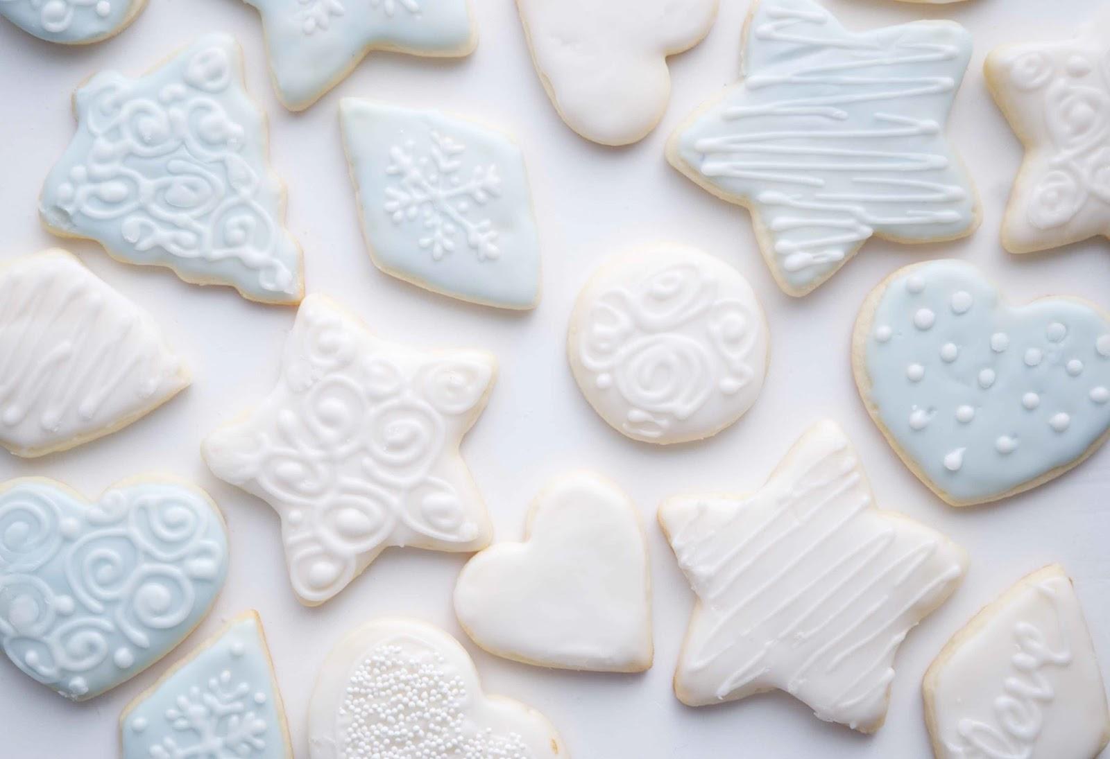 Shayda Campbell: Simple Seasonal Sugar Cookies