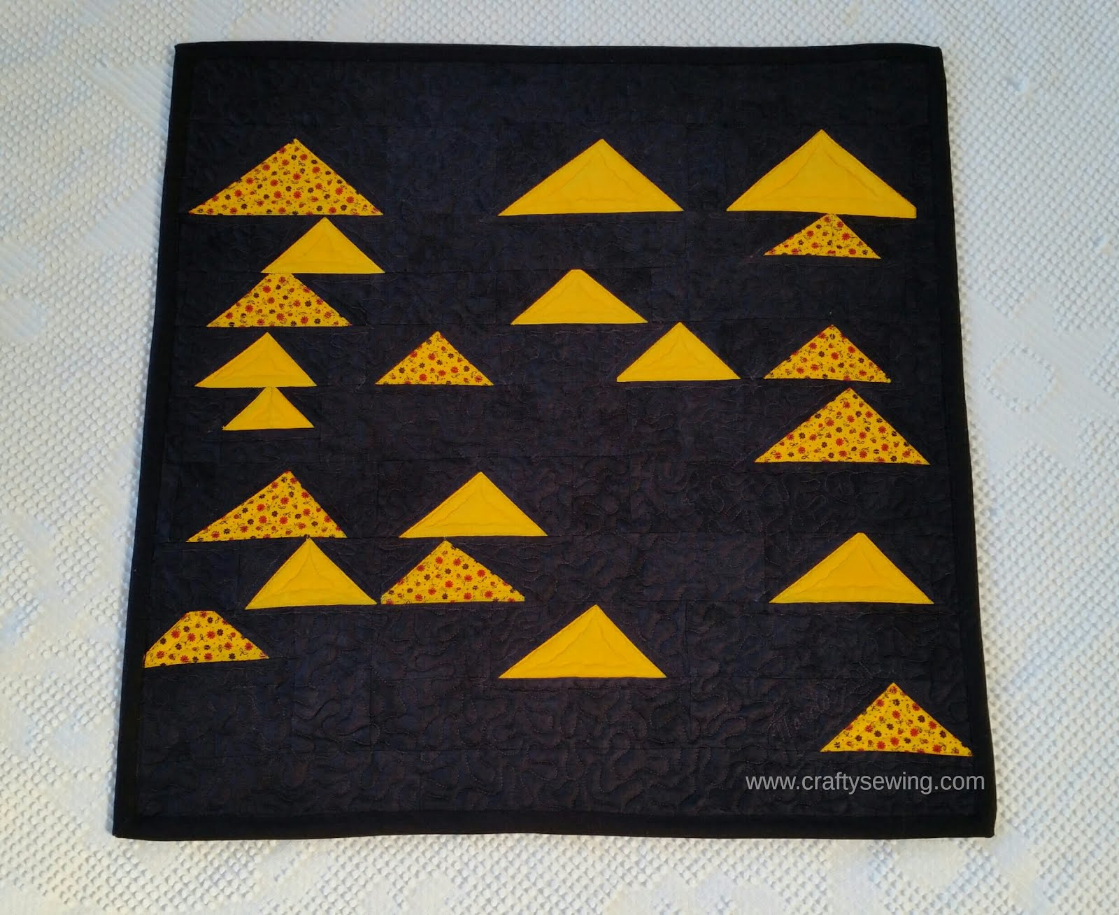 2015 Off Season 6 Project Quilting Challenge - September