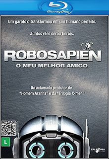 Robosapien - O Meu Melhor Amigo BluRay 720p Dual Áudio