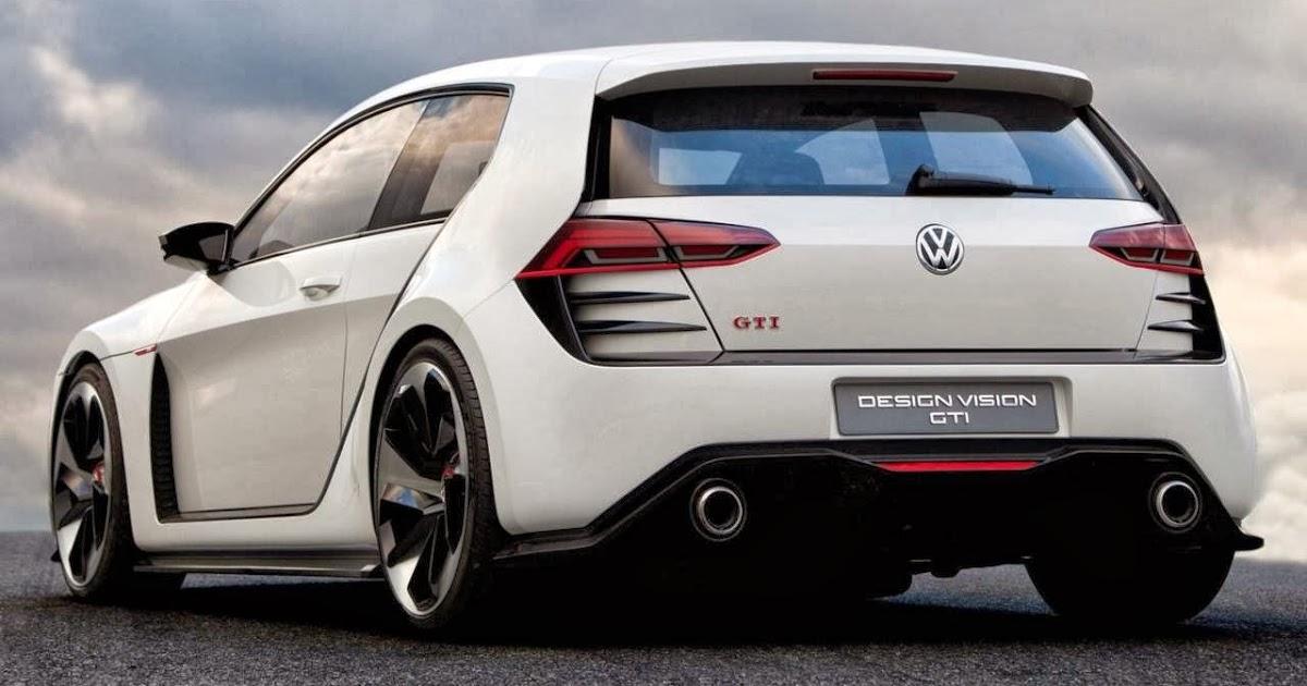 Golf GTI Design Vision traz referências para futuras gerações