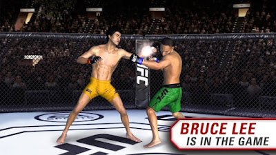 EA SPORTS UFC APK+DATA LATEST FREE DOWNLOAD