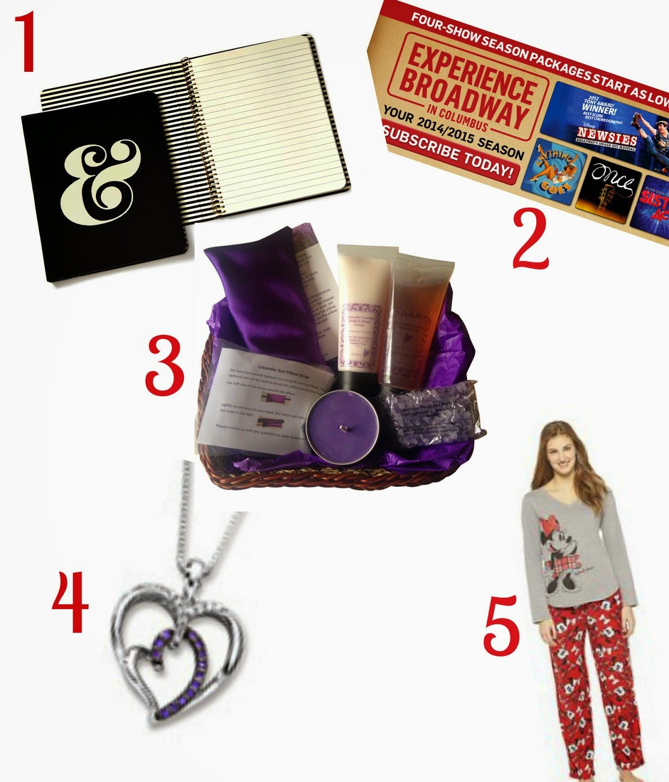 Gift guide for wife 2014