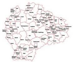 Municípios da 14ª Região Administrativa de Sorocaba