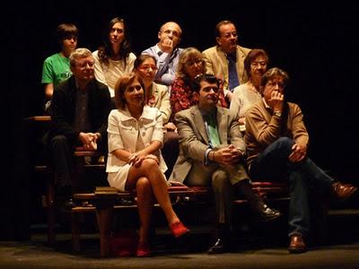 Isabel Allende, Mónica López Bordón, Bartolomé González, Alcalá de Henares, España