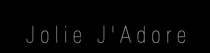 Jolie J'Adore