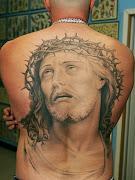 Jesus Tattoo Pics