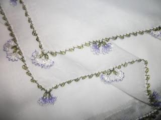 DSCF3011 İğne oyalı namaz baş örtüsü modelleri