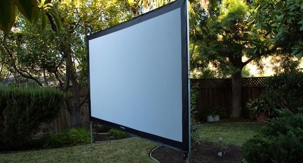 Tips Membuat Screen Projector Murah Tapi Berkualitas