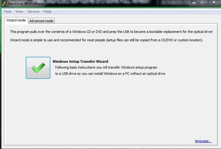 Dunia IT dalam Blog: Membuat Bootable Windows Menggunakan