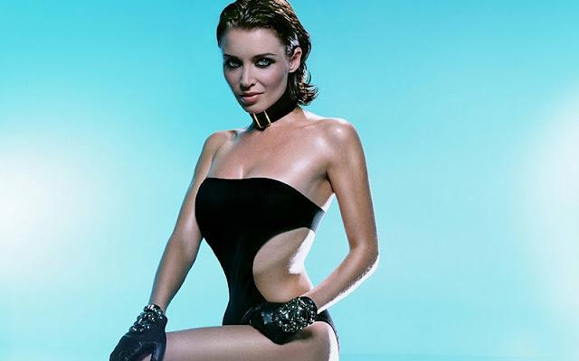 Australia Singer and Actress Dannii Minogue