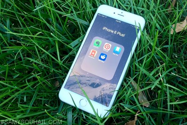 مجموعة تطبيقات مفيدة للهاتف الجديد آيفون 6 الخارق
