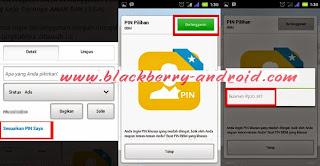 Cara Buat PIN BBM Cantik Untuk Android Sesuai Keinginan