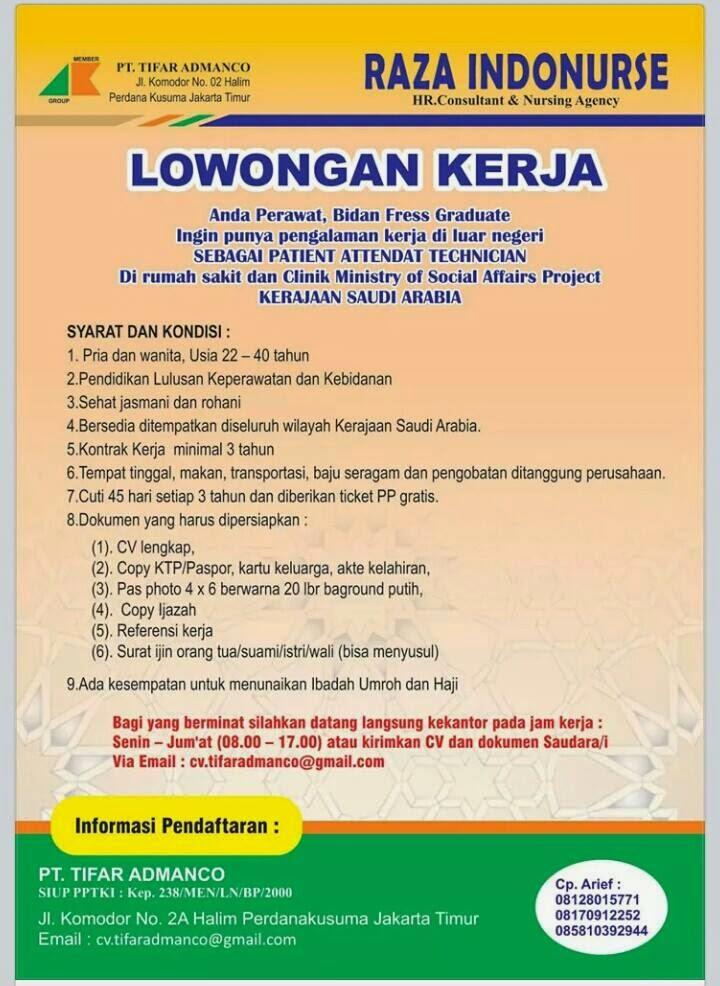 Image Result For Lowongan Kerja Di Palembang