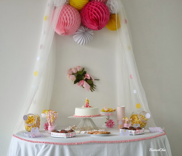 Princess Party by BistrotChic
