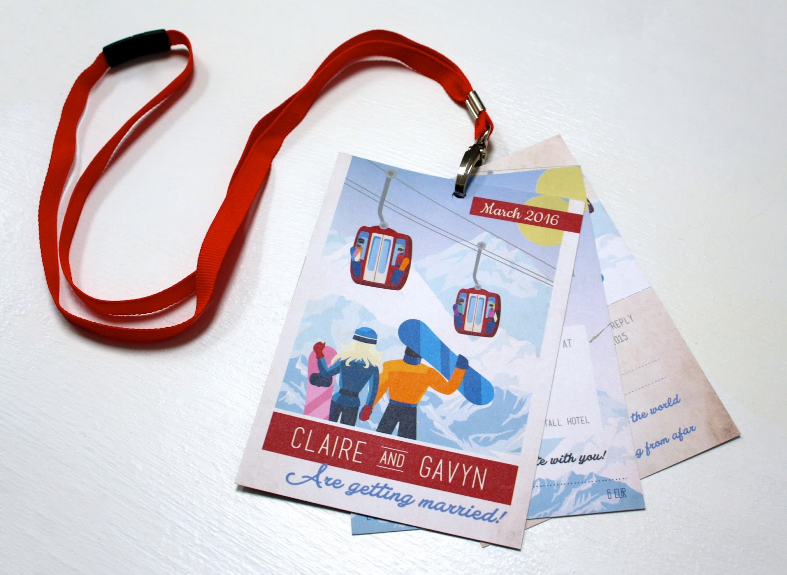 The Guests Will Have All Information They Need For Trip In Their Ski Pass Invites Its Together So Makes It Easier When Travelling And Can Even