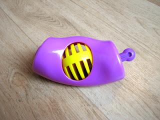 Fisher Price Brilliant Basics Snap Lock Rups: simpel, maar effectief speelgoed van Fisher Price!