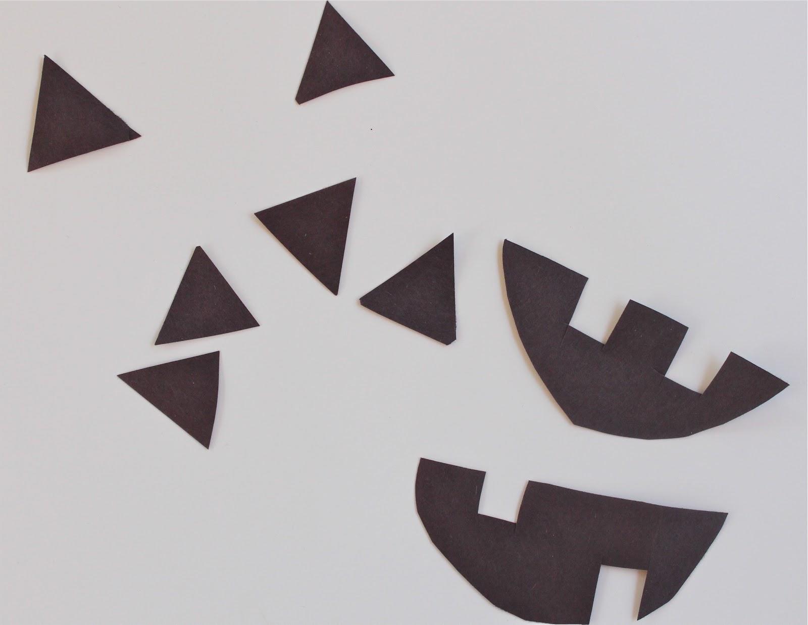Help with paper pumpkins