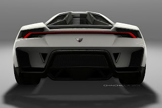 2011 Lamborghini Indomable Concept built into Hypercar