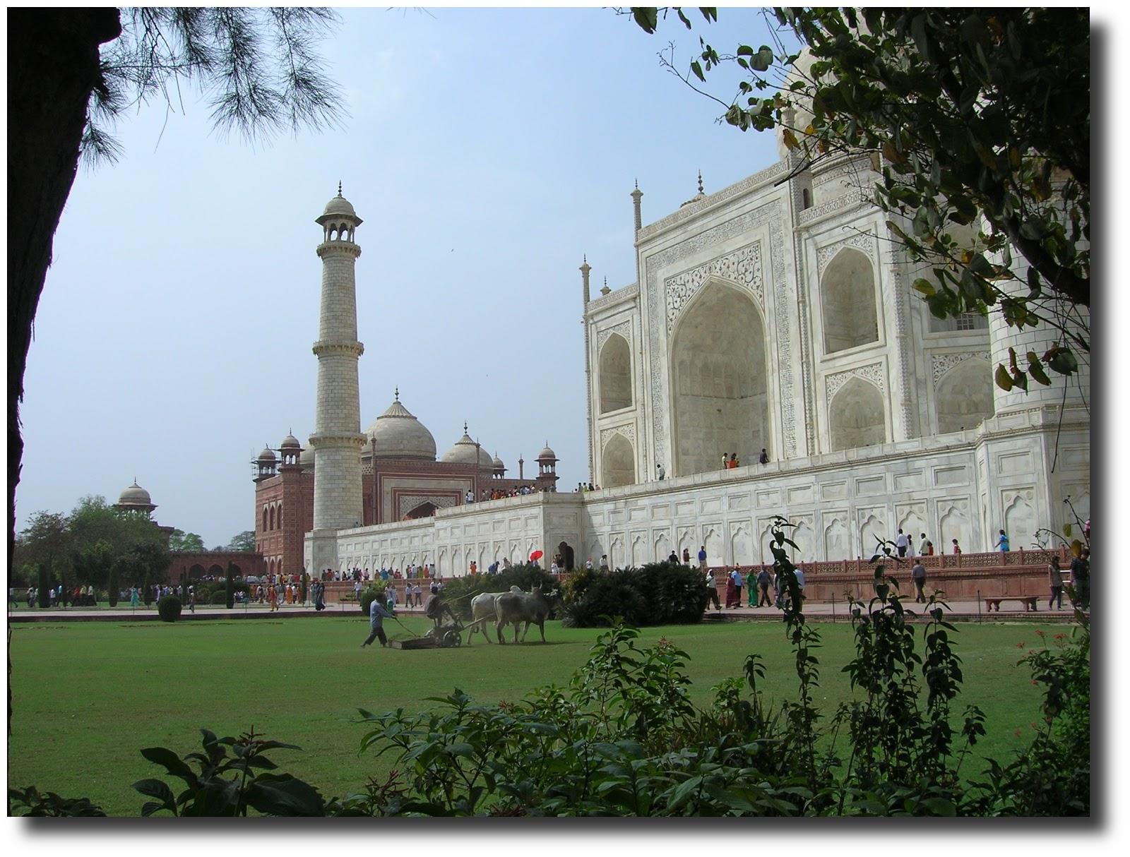 Taj Mahal, Agra, India, vuelta al mundo, round the world, La vuelta al mundo de Asun y Ricardo, mundoporlibre.com