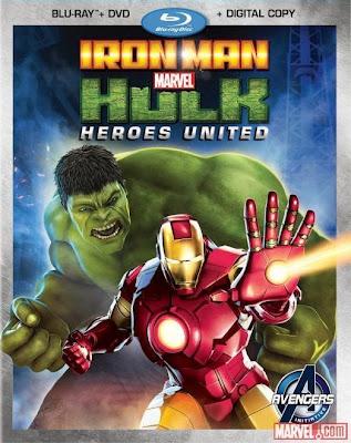 Iron Man y Hulk: Heroes Unidos – DVDRIP LATINO