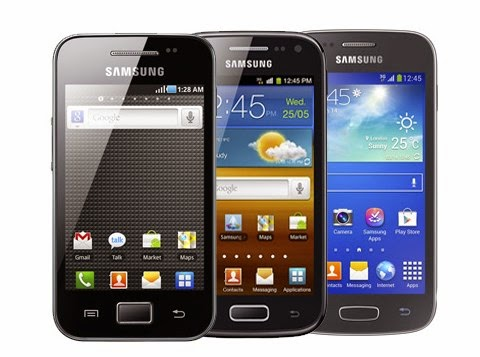 Harga Samsung Galaxy Ace Series