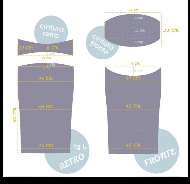 graficious infografica longuette premaman