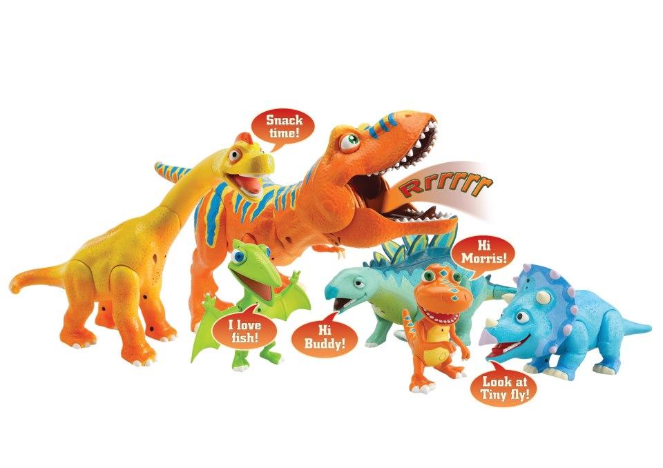 Dinosaur Train Toys : Missing sleep tomy dinosaur train interaction toys video