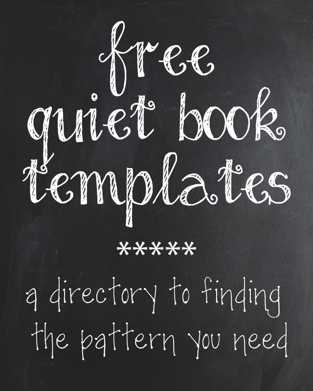 photo regarding Printable Quiet Book Templates known as The Relaxed Ebook Blog site: Relaxed Guide Habit Listing