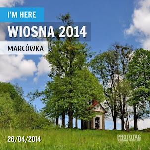 Marcówka - kwiecień 2014 (cover)