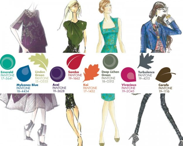 pantone, fashion color report fall 2013
