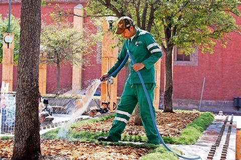 Vocabulario en im genes maestra de infantil y primaria for Trabajo jardinero