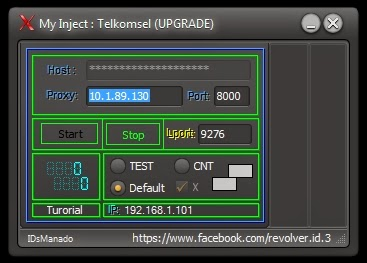 Inject Telkomsel Upgrade 27 September 2014