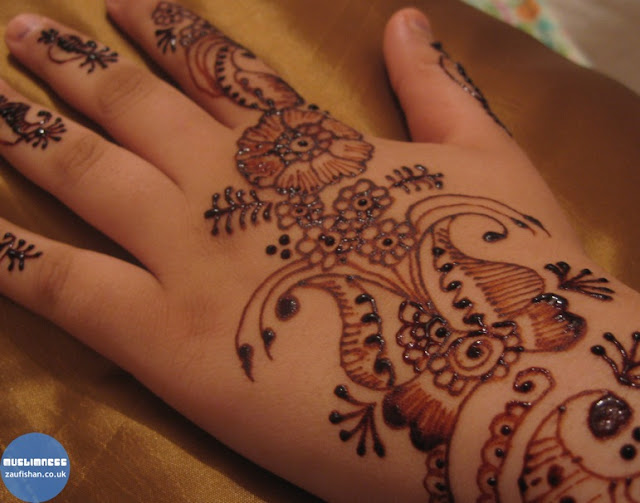 henna mehndi eid indian pattern paisley
