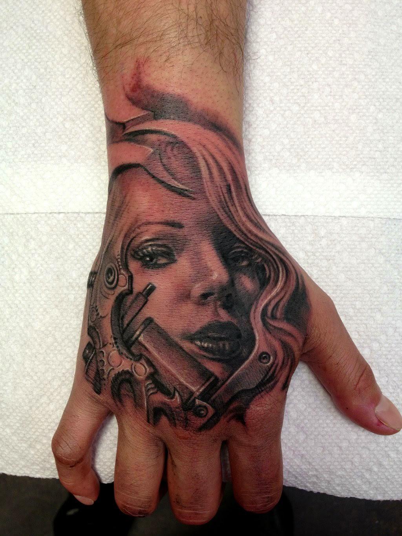Hand Tattoos - photo#33