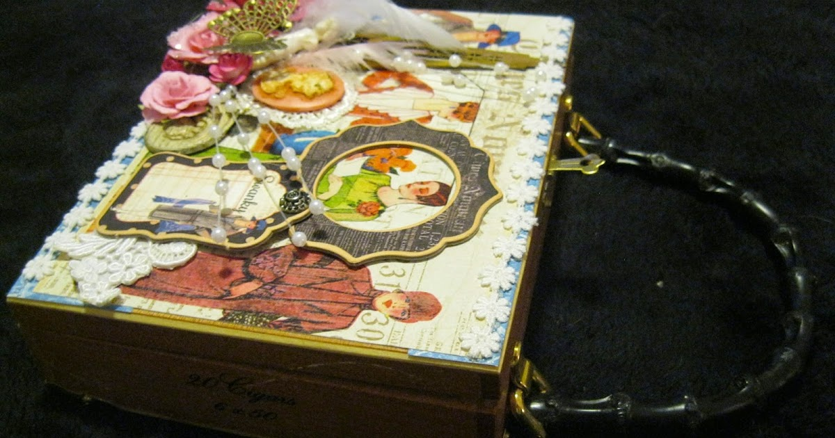 cigar box purse instructions