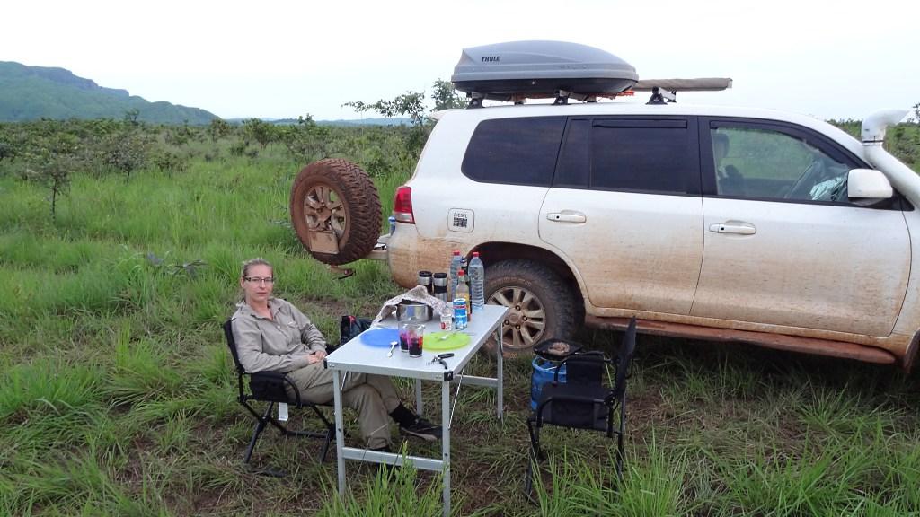 Das einmal eins des Wildcampings, der Suche nach einem wilden camp spot für die Nacht in der freien Natur