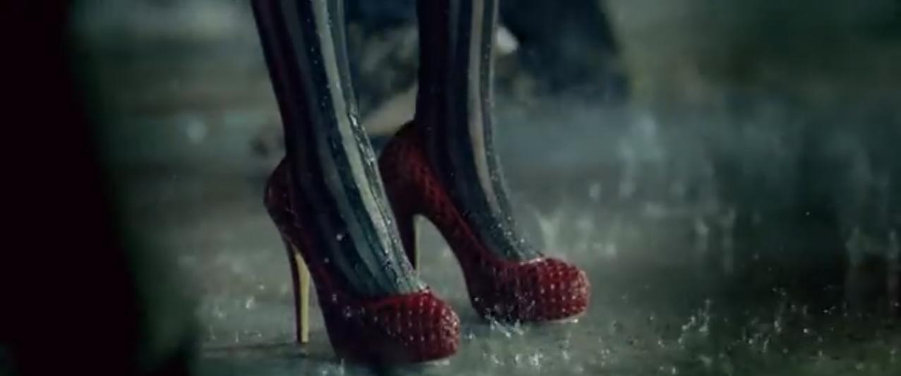 High Heels Resident Evil