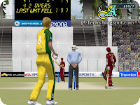 EA Sports Cricket 2004 Snapshot 2