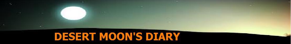 Desert  Moon's Diary