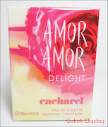 Amor Amor Tentation, Cacharel. 100 ml. RM130. *Original Guarateed* SOLD OUT! (img )
