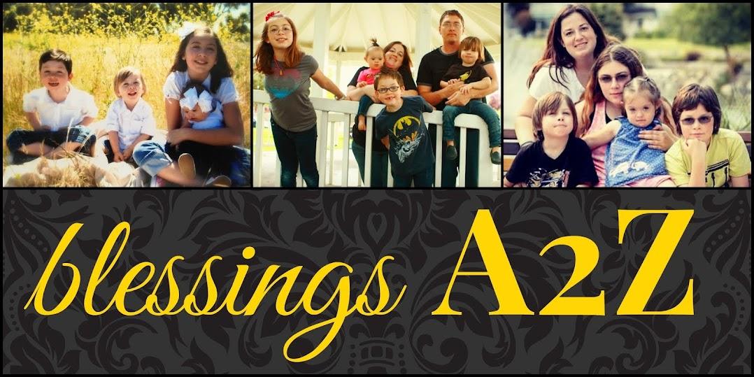 blessings a2z