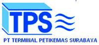 Logo Terminal Petikemas Surabaya