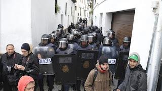 Pedro Santiesteve pide que policía local no actué en desaucios