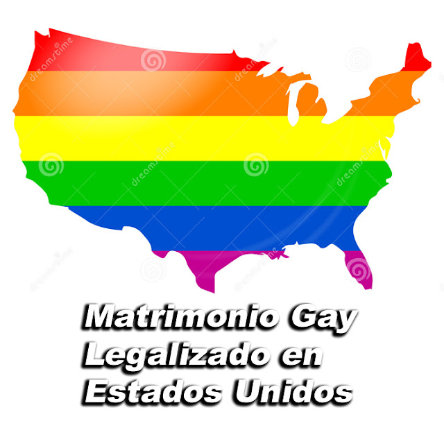 Matrimonio Gay Legalizado en Estados Unidos