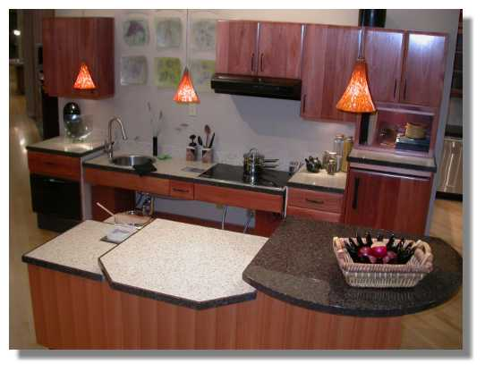 ADA Handicap kitchen design and remodeling | Earley Construction