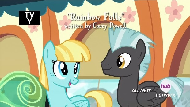 My Little Pony: Friendship is Magic - Rainbow Falls