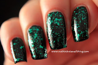 China Glaze - Graffiti Glitter