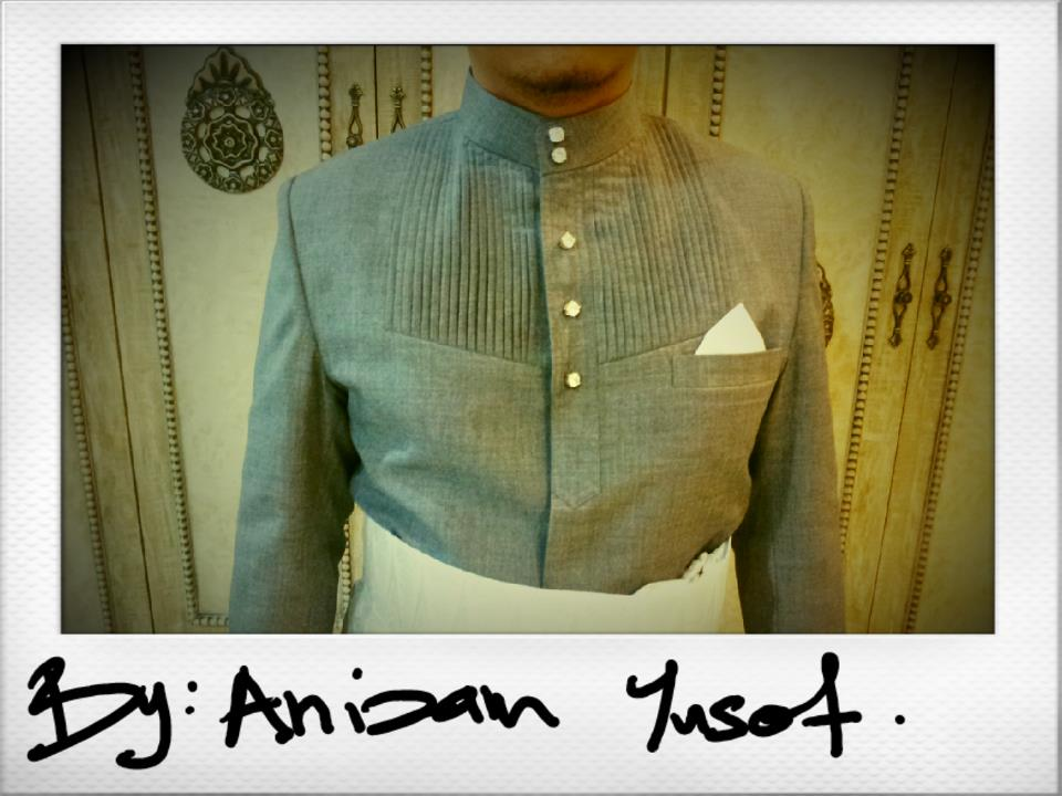 lupe mana dapat gambar ni tapi designer nama Anizam Yusof