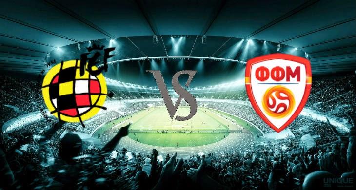 Prediksi Bola Spanyol vs FYR Macedonia 9 September 2014